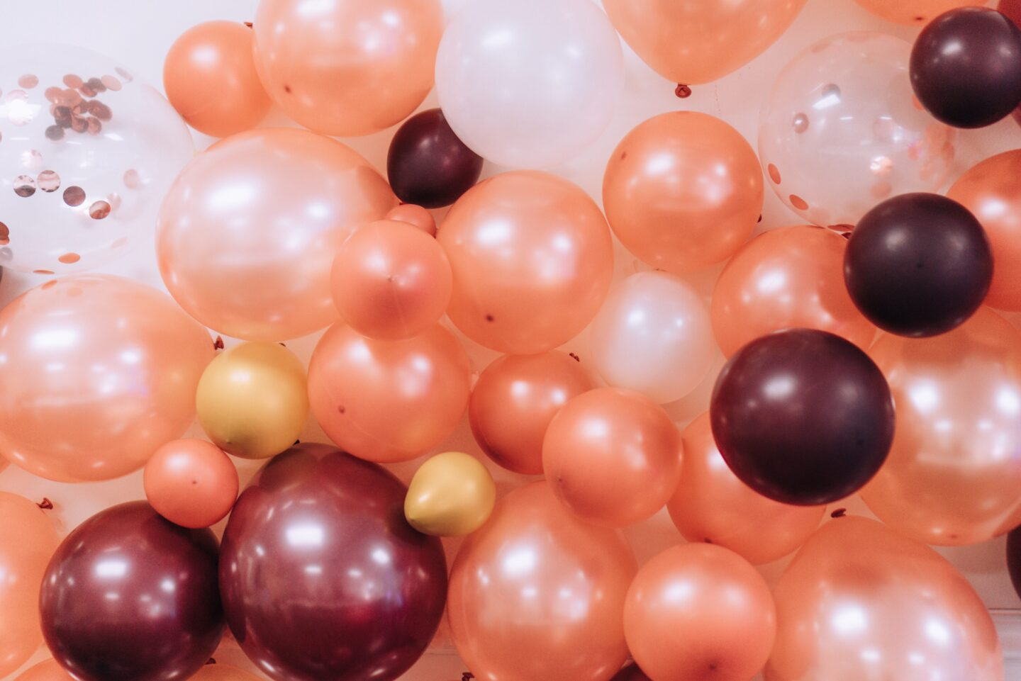 Birthday Party Balloons are a cheap and fun way to decorate a party