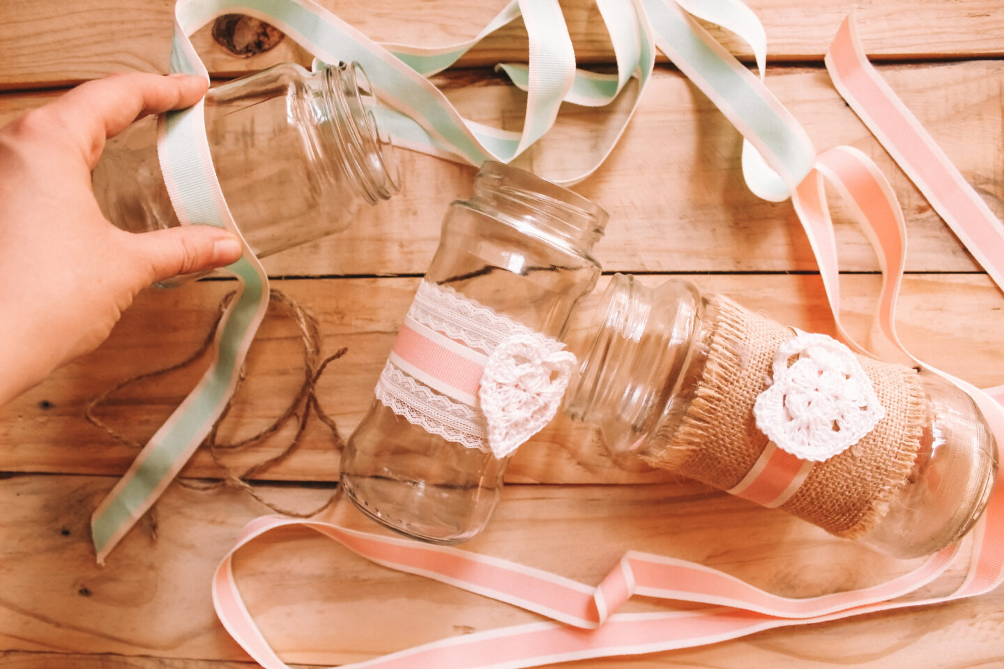 Use and DIY you home items to make them special for the party