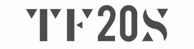 TheFab20s logo