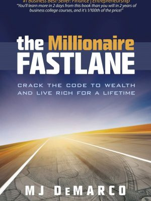 The Millionaire Fast Lane Money book - 17 Books To Read If You Want To Become A Millionaire. The Best Business Books of all Time. This book list from the top CEOs, founders, and entrepreneurs to select the best business books of all time. business reading list   best books entrepreneur millionaires #thewaystowealth #reading #booklists #business