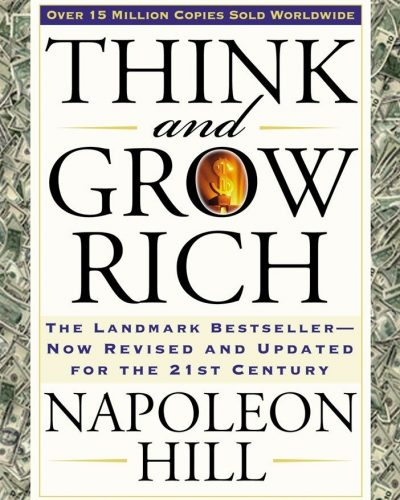Think and Grow Rich - 17 Books To Read If You Want To Become A Millionaire. The Best Business Books of all Time. This book list from the top CEOs, founders, and entrepreneurs to select the best business books of all time. business reading list   best books entrepreneur millionaires #thewaystowealth #reading #booklists #business